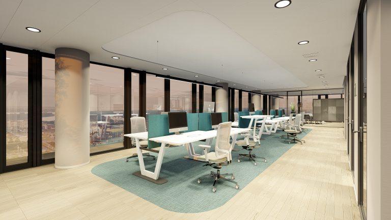 <b>Office design</b><br>Maak het verschil met een tijdloos ontwerp